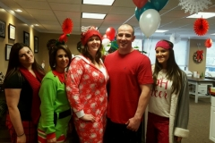 2015 Christmas Pajama Day